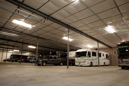 Indoor Vehicle Storage >> Rivermill Storage
